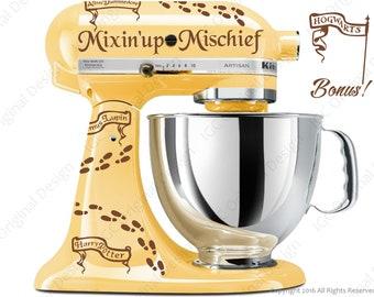 Kitchen Aid Mixer Etsy