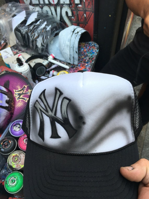 Custom new york ny yankees hat snapback  262438a50001