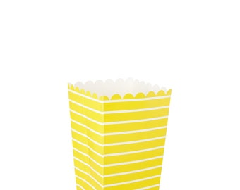 Yellow Gift Box Etsy