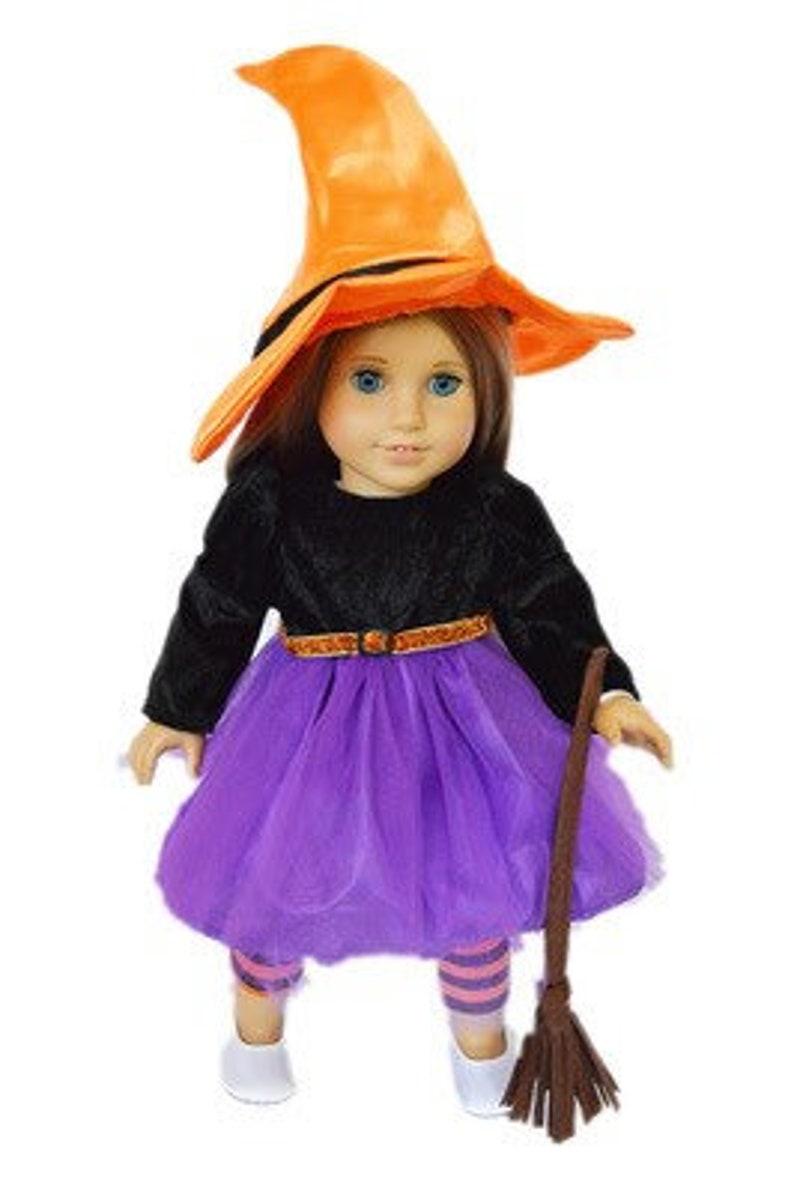 1b910a43239f4 18 inch doll dress Halloween Costume for dolls 18 dolls | Etsy