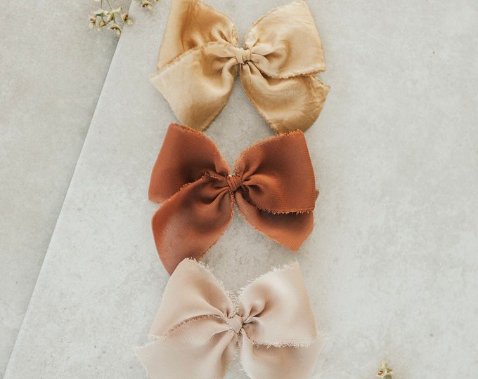 Headbands and Bows- Bloom Collection | Daisy colors | medium