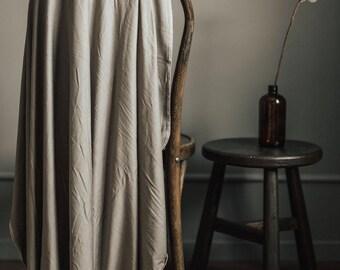 Baby Swaddle Blanket - Lux Grey Swaddle | Stone