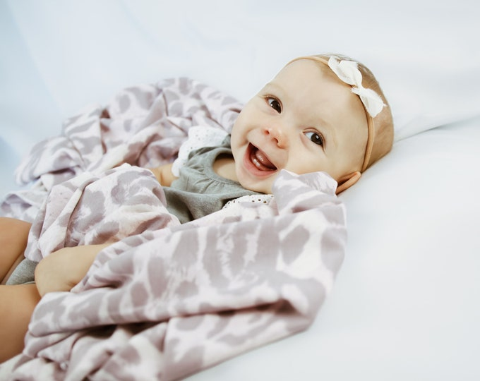 Headbands and Bows - Ivory silk color | small