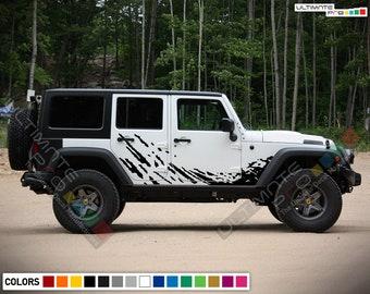 Jeep Man Scarf Splashes