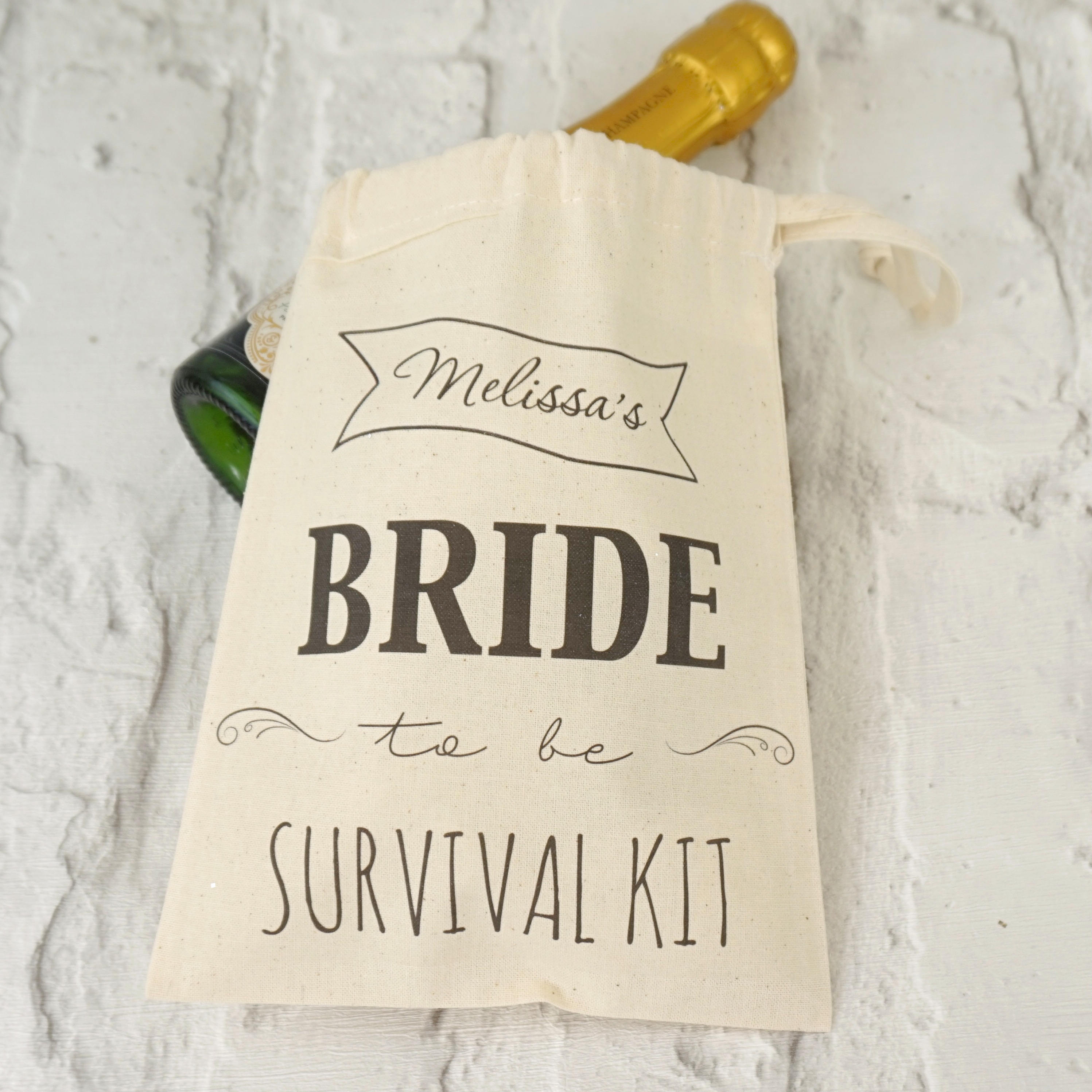 Braut zu sein Survival-Kit/Survival Kit/Mutter der Braut | Etsy