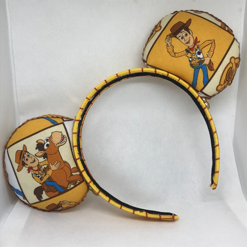 Mouse ears Toy Story Woody