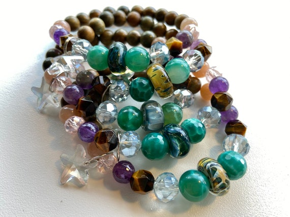 Star Shine Breathing Beads