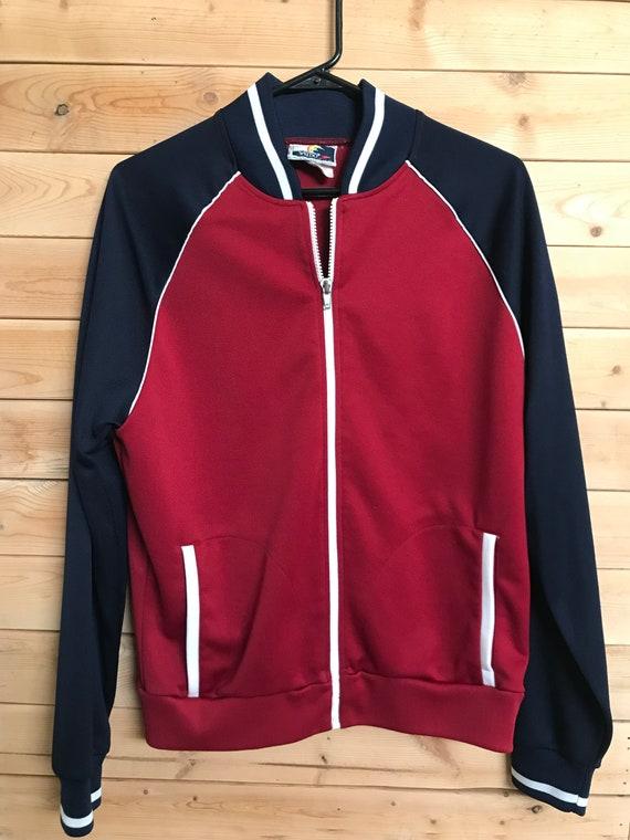 Vintage Speedo Jacket// Vintage Track Jacket// Vi… - image 1