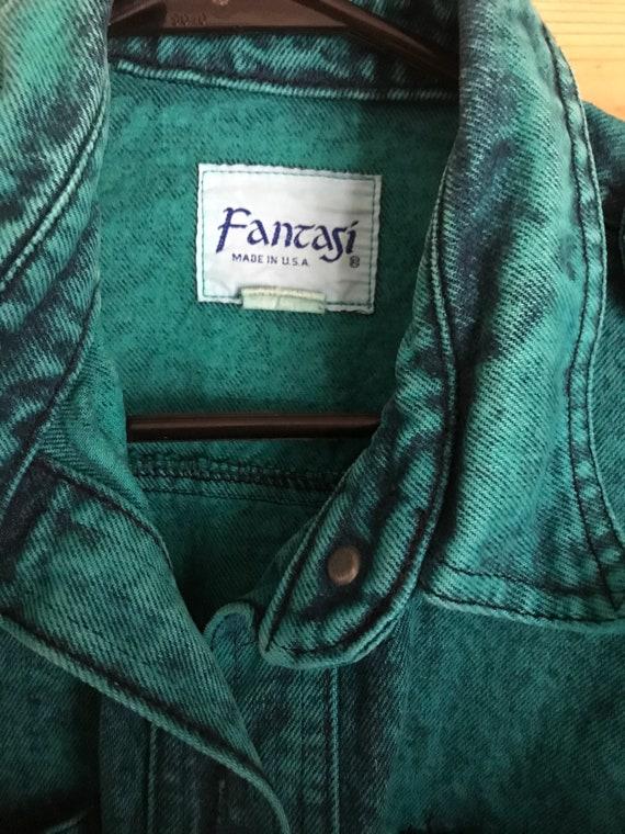 Vintage Fantasi Jacket// Vintage Jacket// Vintage… - image 2