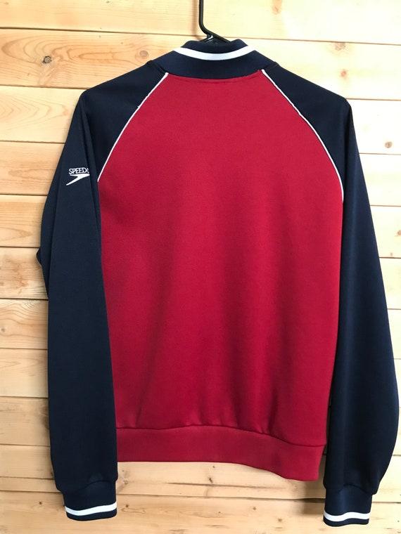 Vintage Speedo Jacket// Vintage Track Jacket// Vi… - image 3