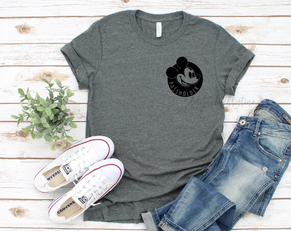 Disney Passholder Shirt | Disney shirt | Disney Family Shirt | Matching disney family shirt | Disney family Vacation shirts