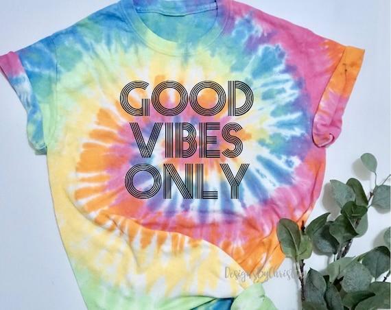GOOD VIBES ONLY shirt, Good Vibes shirt, Good Vibes Tee, Good Vibes, Good Vibes Top, Good Vibes Only tee