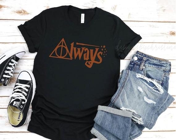Universal Studios Shirt | Always shirt | Universal Studios Group Shirts | Universal Shirt | Family Universal Shirts | Wizard Shirt