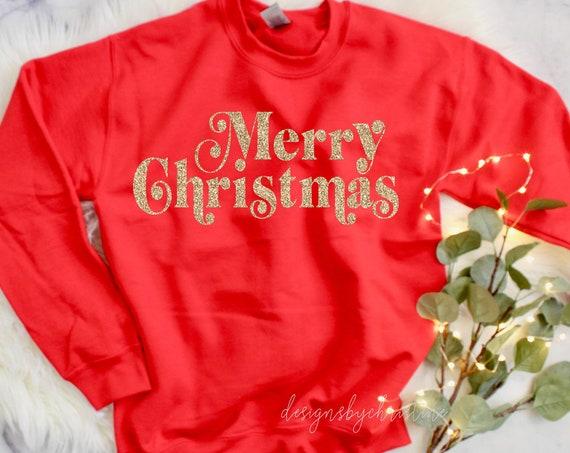 Christmas sweater   Merry Christmas sweater   christmas sweatshirt   Merry Christmas sweater   womens christmas sweatshirt   Christmas pjs