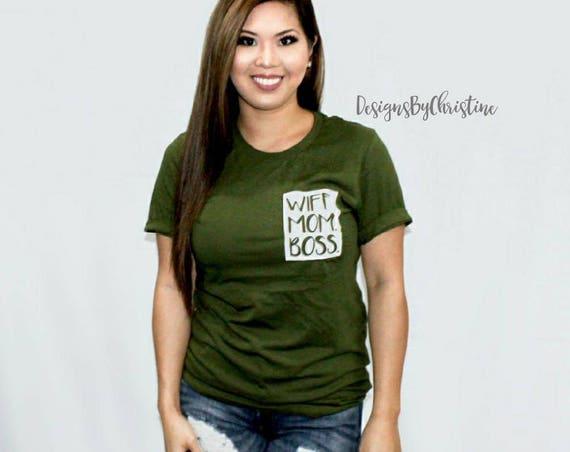 Mom Shirt. Wife shirt. Boss Shirt. Wife mom boss. Wife mom boss shirt
