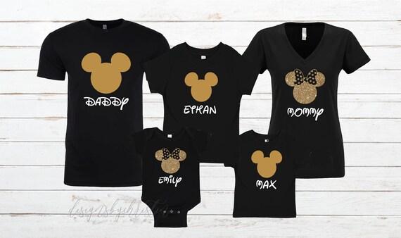 Family Disney Shirts | Disney T-shirts | Disney Vacation Shirts | Cute Disneyland Shirts | Disney Ear Shirt | Group disney shirt
