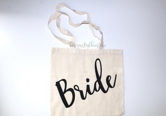 Canvas Tote Bag, Bridesmaid Tote Bag, Custom Tote Bag, Personalized Tote bag, Blank canvas tote bag, Bride Tote, Bachelorette Party Favor