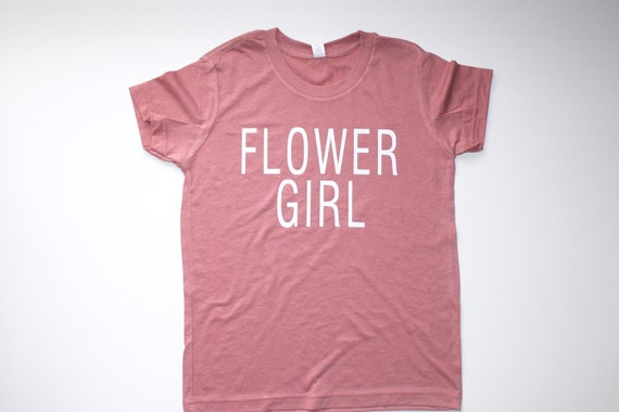 Flower Girl Shirt. Flower Girl. Petal Patrol, shirt