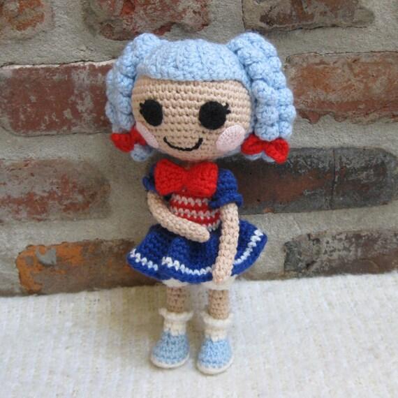 LALALOOPSY Bun Bun Sticky Icing Amigurumi Doll by Npantz22 on ... | 570x570