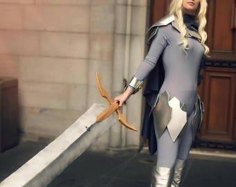 TERESA - CLAYMORE cosplay print
