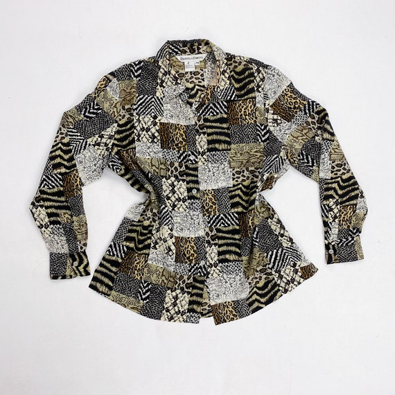 Crewneck Tee| Vintage 90s-Y2K Draper\u2019s /& Damon\u2019s Yellow 2-Piece Skirt Set Skirt Women\u2019s SM