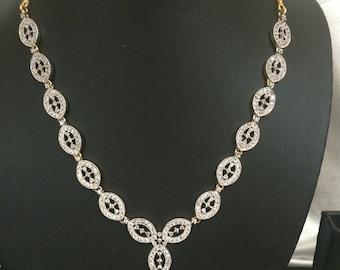Indian Wedding Jewelry Set | Indian Necklace Set | Indian Jewellery | Indian Earring | Bollywood Jewelry Set | indian Jewellery |