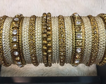 Gold Bangles, gold bangles, red bridal bangles, indian bangles, pakistani bangles, indian jewelry, pakistani jewelry, indian wedding jewel