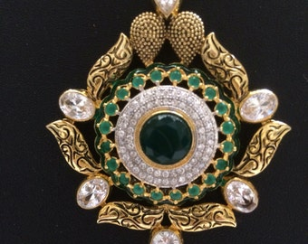 Jadau Necklace, Navratan Necklace, Indian Bridal Jewelry, Indian Jewellery, indian wedding jewellery, kundan jewelry, meenakari Necklace
