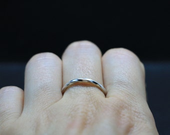 Simple wire ring   Etsy