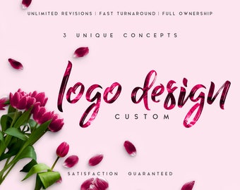 Logo Design, Custom Logo Design, Logo Design Custom, Photography Logo, Business Logo, Shop Logo, Vintage Logo, Branding Logo, Logo, Logos