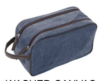 Men's Monogrammed Toiletry Case   Groomsmen   Monogrammed Dopp Kit   Monogrammed Travel Case   Overnight Case   Father's Day Gift  