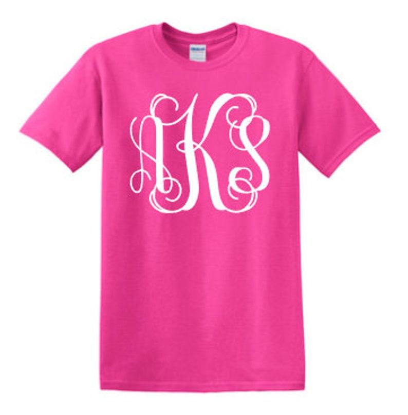 ce225f272bc6a Sale! Cheap Monogrammed shirt monogram unisex tshirt custom personalized  shirt short sleeve monogrammed shirt beach shirt
