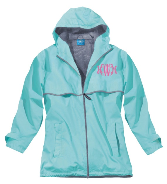 select for latest delicate colors skate shoes FREE SHIPPING! Monogrammed Charles River Rain Jacket - Monogrammed Rain  Coat - Monogrammed Rain Jacket - Monogrammed Jacket - Cyber Monday