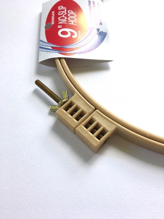 Morgan Products 9-inch Plastic No-slip Hoop Noslip 9