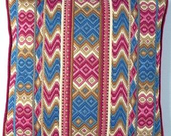 BG 006C Cordelia Bargello Florentine Tapestry Needlepoint CHARTED Cushion Kit
