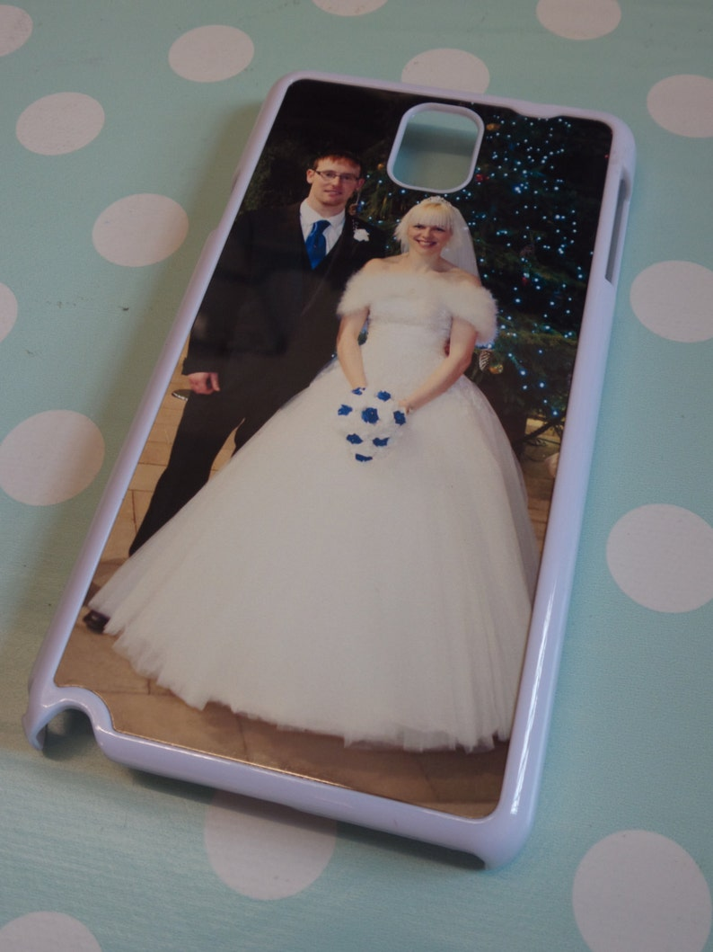 Personalised Mobile Phone Cover Case image 0