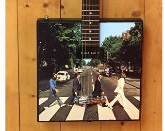 Custom Album Cover Electric Guitar