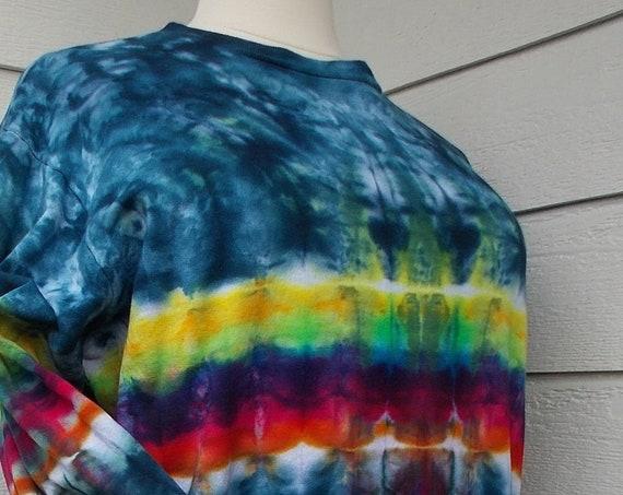Ice-dyed Sweatshirt XL