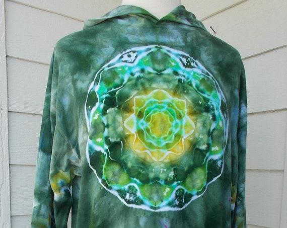 Unisex Long Sleeve Tshirt Hoodie Medium