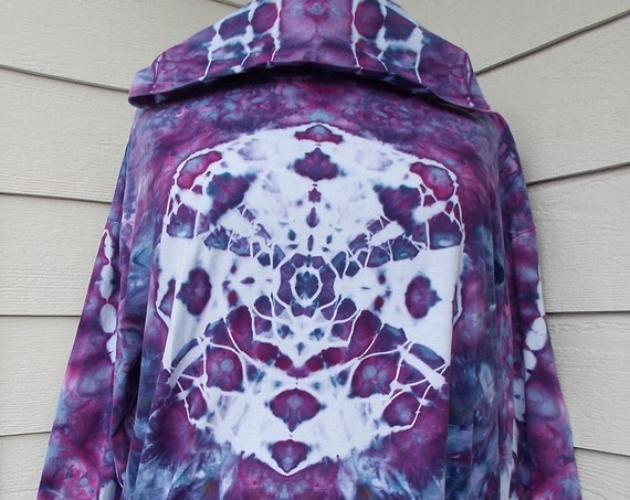 Unisex Long Sleeve Tshirt Hoodie 2XL