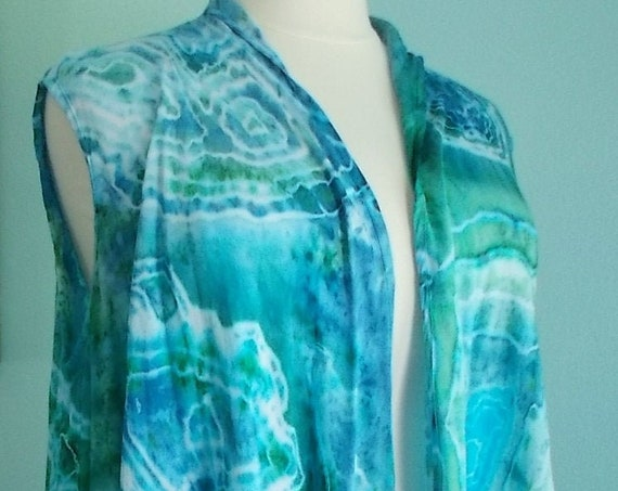 2X Sleeveless Waterfall vest