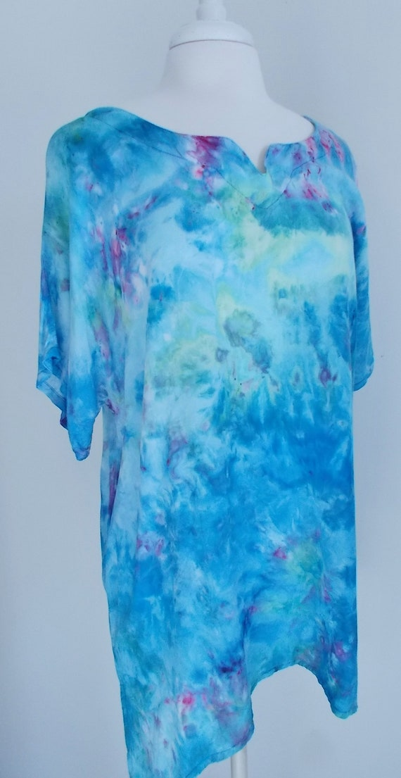 Rayon Tunic or Swimsuit Coverup