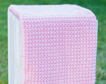 Simply Squares Digital Crochet Pattern | Baby Blanket Pattern | Crochet Blanket
