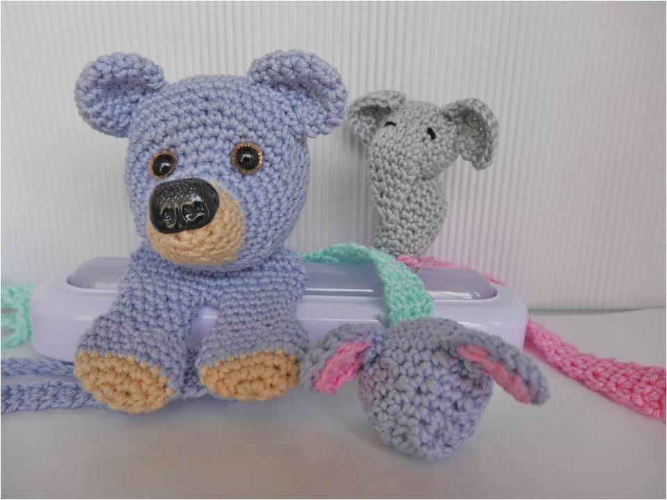 Lesezeichen Maus Häkelanleitung / productswithlove.de ♡ Handmade & DIY
