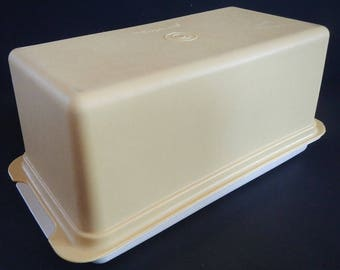 Tupperware bread box Etsy
