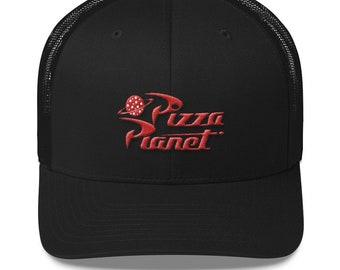 d6b8c34b7fc74 Pizza Planet Toy Story Fan Trucker Hat