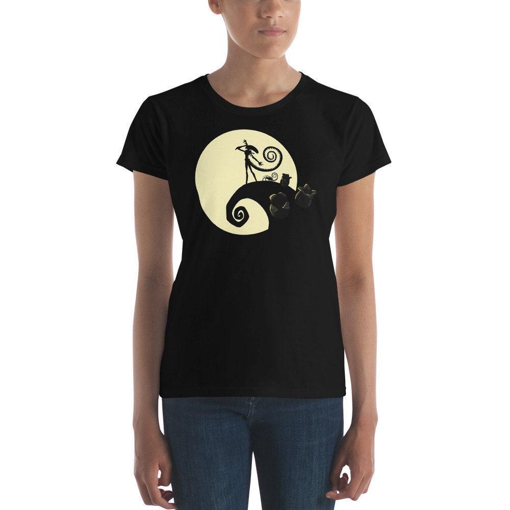 Xenomorph Alien Nightmare Before Christmas T Shirt   Etsy
