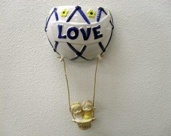 Balloon Vase Etsy