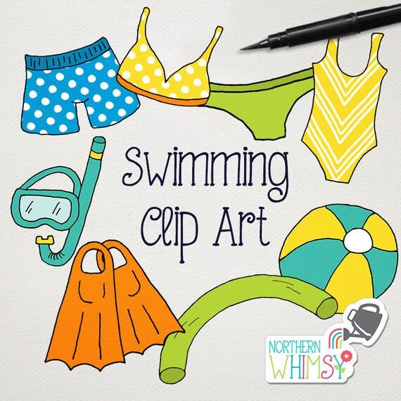 de un d'été natation illustrations Clip thème baintubaspalmes commercial et Art costumesbikinismaillots usage le baignade piscine sur Nn8OPkX0w