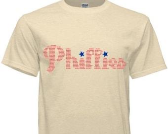 Vintage Philadelphia Phillies Legends T-Shirt